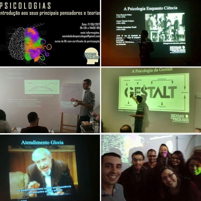 Psicologias: introdução aos seus principais pensadores e teorias