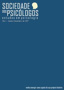 Periódico Científico Psicologia - Sociedade dos Psicólogos