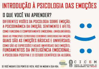 Introdução à Psicologia das Emoções