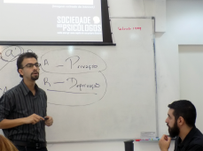 Caio Ferreira e Igor Banin privação deprivação winnicott