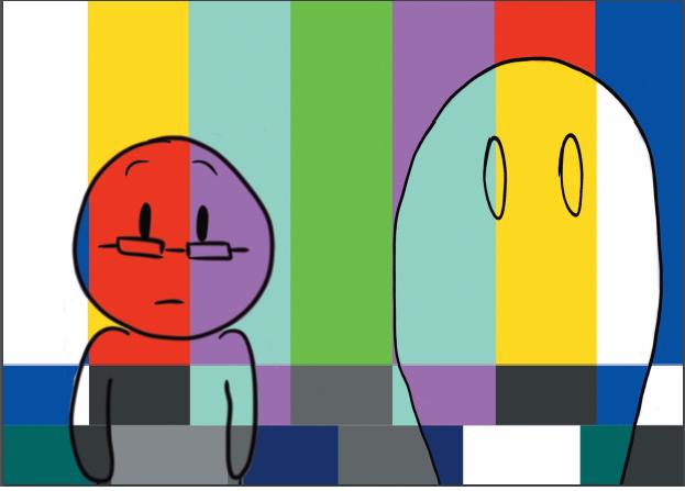 Depression colours