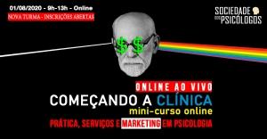 prática serviços e marketing em psicologia curso online