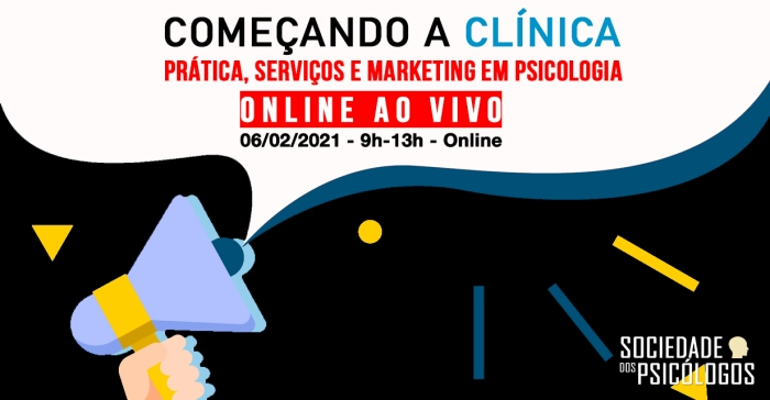 curso começando a clínica marketing psicologia